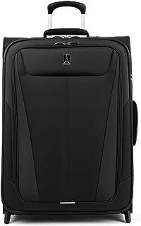 Travelpro Maxlite 5-Softside Lightweight Expandable Upright Luggage, Black