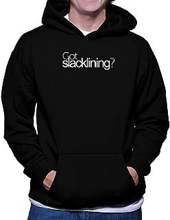 Got Slacklining? フーディー