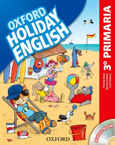 Holiday English 3º Primaria. Pack Spanish - 3rd Edition