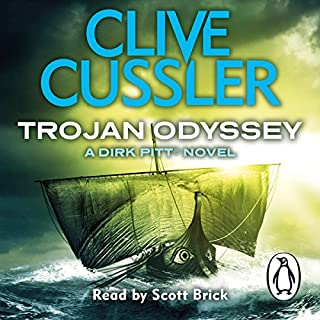 Trojan Odyssey cover art