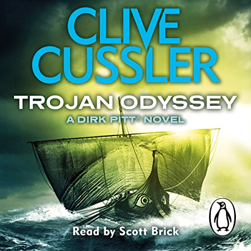 Trojan Odyssey     Dirk Pitts, Book 17              By:                                                                                                                                 Clive Cussler                               Narrated by:                                                                                                                                 Scott Brick                      Length: 14 hrs and 42 mins     22 ratings     Overall 4.6