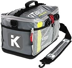 KITBRIX Organized Sports Gear Kit Bag - Football Rugby OCR Triathlon Transition Bag Swimming Cycling Running