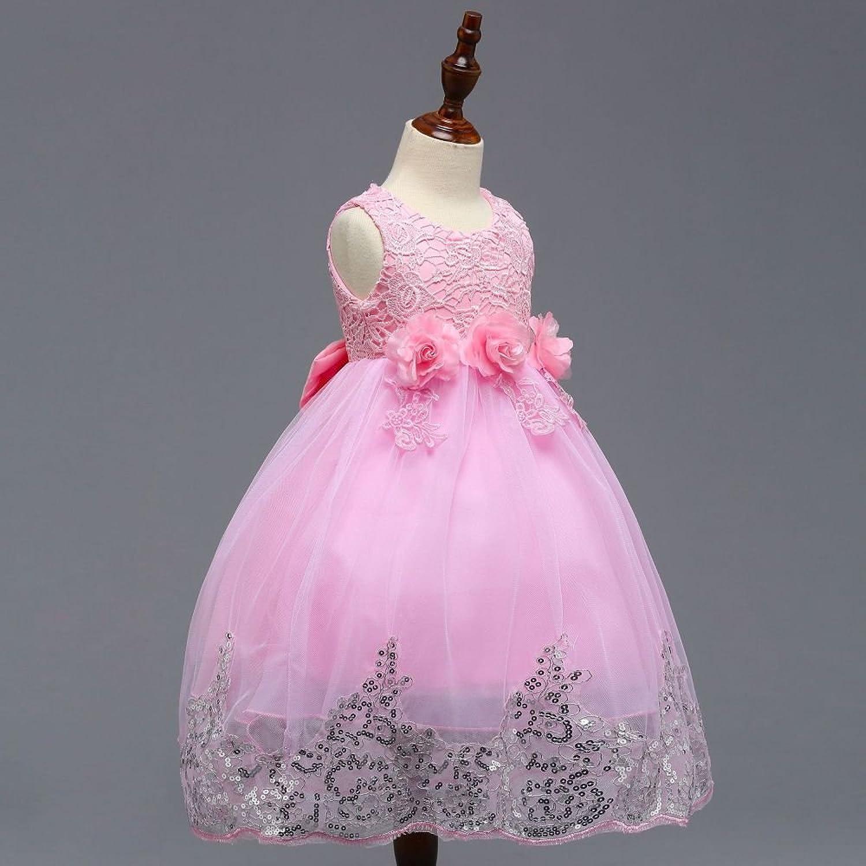 MOM Baby Hochzeit Prinzessin Tutu Blaumenmädchen Blaumenmädchen Blaumenmädchen Prinzessin Dress B07FB3RJLJ  Bekannt für seine hervorragende Qualität cd0bc3