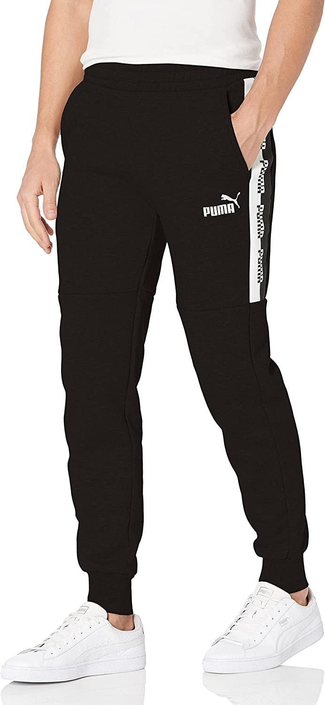 PUMA Men's mart Amplified Pants Fleece New life
