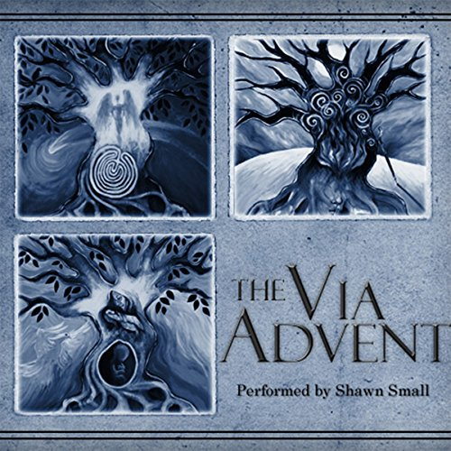The Via Advent audiobook cover art