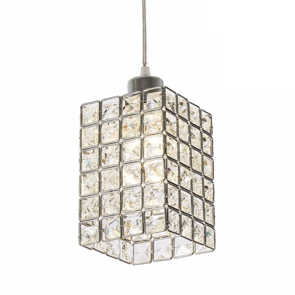 Galant 5 light chrome chandelier
