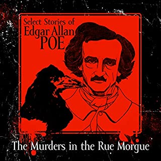 The Murders in the Rue Morgue cover art