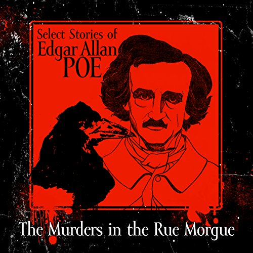The Murders in the Rue Morgue copertina