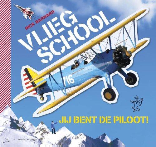 Vliegschool: stap voor stap een vliegtuig leren besturen