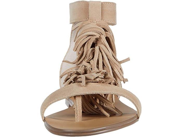 sole society koa sandal