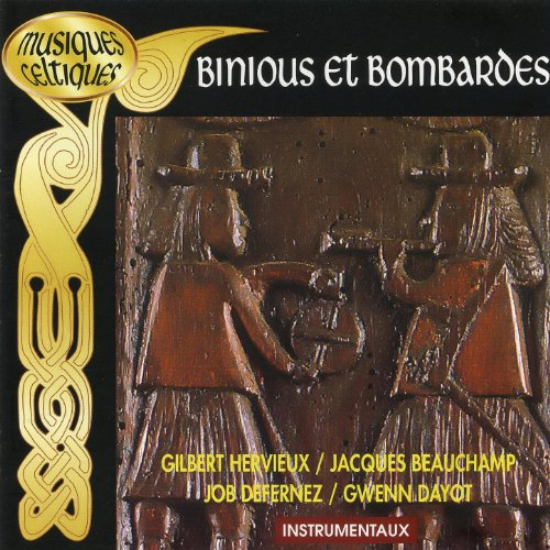Binious Et Bombardes (9 Morceaux Instrumentaux)