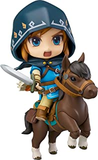 Good Smile Company The Legend of Zelda: Breath of The Wild Link: Breath of The Wild Version Dx Edition Nendoroid Action Fi...