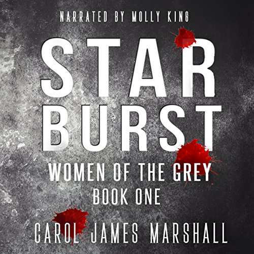 Starburst audiobook cover art
