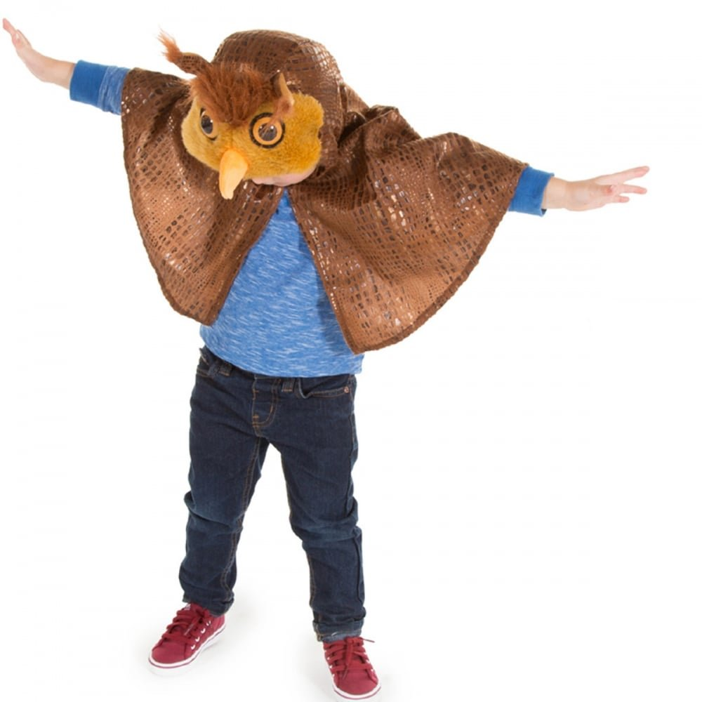 Lion Hooded Cape by Pretend To Bee