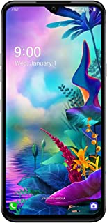 LG G8X ThinQ G850UM 128GB AT&T GSM Unlocked - Black (Renewed)