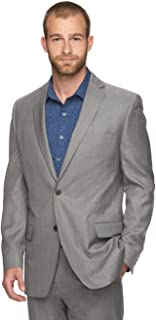 Men's Slim-Fit Herringbone Suit Jacket