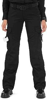 5.11 Tactical Women's Taclite Lightweight EMS Pants, Adjustable Waistband, Teflon Finish, Style 64369