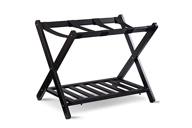 Best wood luggage racks for bedroom | Amazon.com
