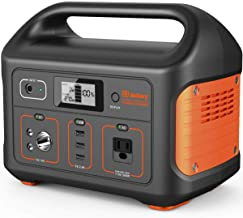 Jackery Portable Power Station Explorer 500, 518Wh Outdoor Solar Generator Mobile Lithium..