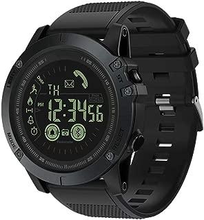 Paddsun T1 Tact -Military Grade Super Tough Smart Watch Outdoor Sports Talking Watch, Men's Digital Waterproof Tactical Watch with Luminous Dial for Men