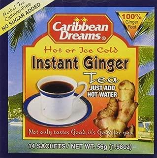 Best instant ginger tea ingredients Reviews