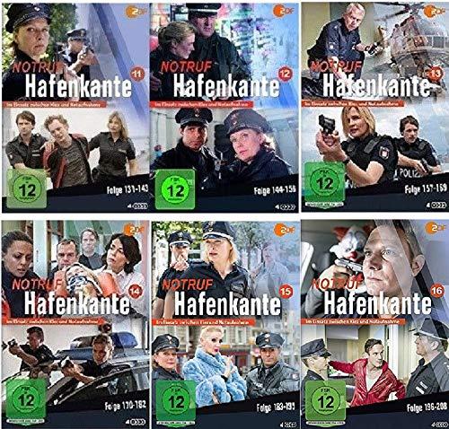 Notruf Hafenkante - Staffel 11-16
