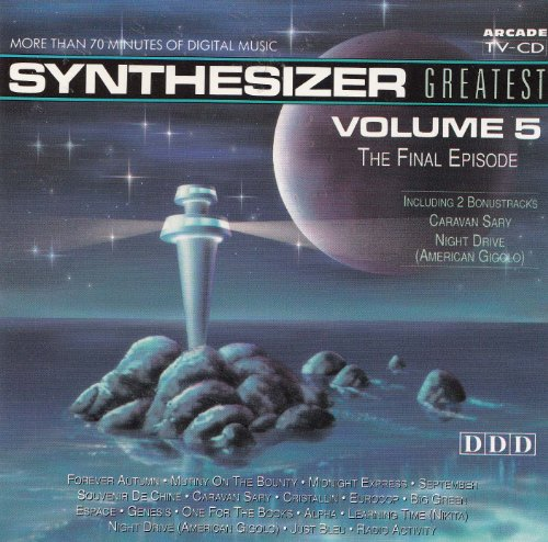 Synthesizer Greatest 5