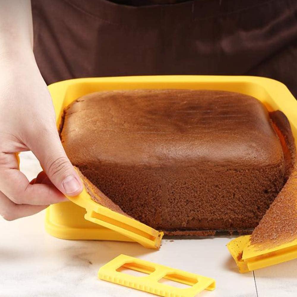 Xingzhe Plateau de cuisson carré pour pâtisserie A