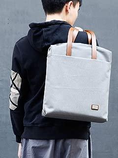 Men's Handbag Official Computer Business Bag (Color : Black, Size : S-Small)