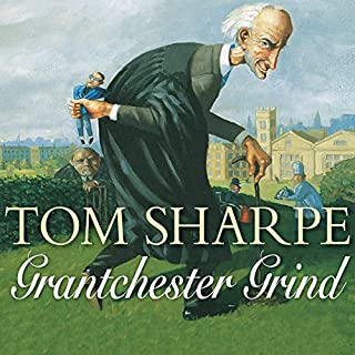 Grantchester Grind cover art