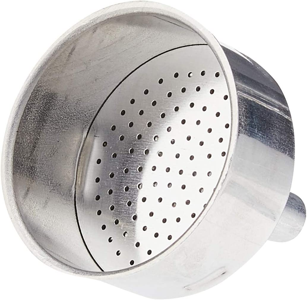 Bialetti 0800102/Blister Funnel/ 5 cm /Stainless Steel