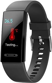 Inteligentny zegarek, V100S, IP68, monitor tętna i temperatury, wiele trybów sportowych, inteligentna bransoletka, intelig...