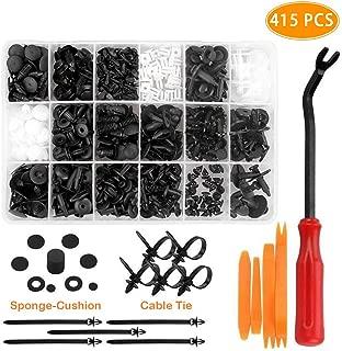 Car Body Retainer Assortment Clips Set 425 PCS Plastic Auto Clips For Honda GM