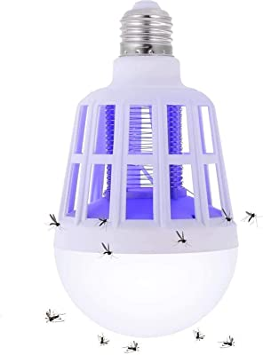 Bug Bulb 2-in-1 Camping Lantern by Boundery Built In Bug Repellent Rrp £40