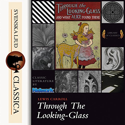 Through the Looking-Glass and What Alice Found There Titelbild