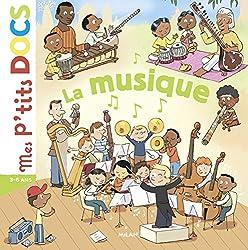 livre La musique