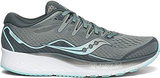 Women's Ride ISO 2 Running Shoe, Grey/Blue