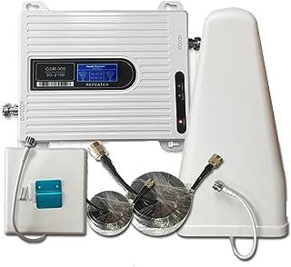 2G 3G Dual Band GSM Booster 900 WCDMA 2100 Mobiltelefonförstärkare Mobiltelefon Signal Repeater LTE Mobilsignal Booster fö...