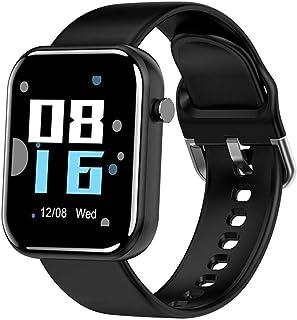 3,54 cm ekran dotykowy smartwatch fitness tracker cyfrowy zegarek kobiety sport mężczyźni zegarki damski zegarek na rękę d...