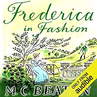 Frederica in Fashion cover art