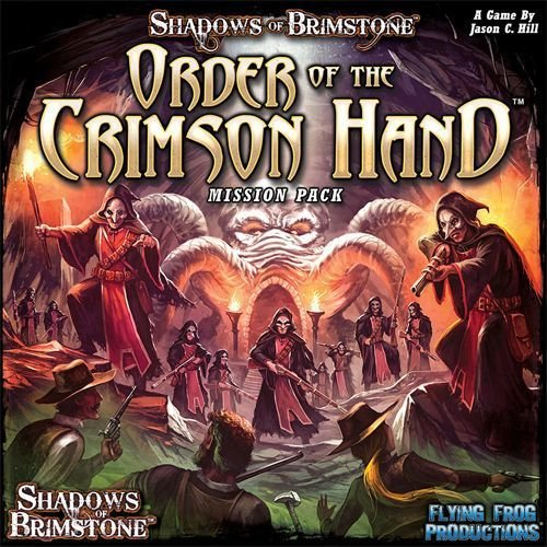 Shadows of Brimstone: Order of the Crimson Hand Mission PackShadows of Brimstone: Order of The Crimson Hand Mission Pack