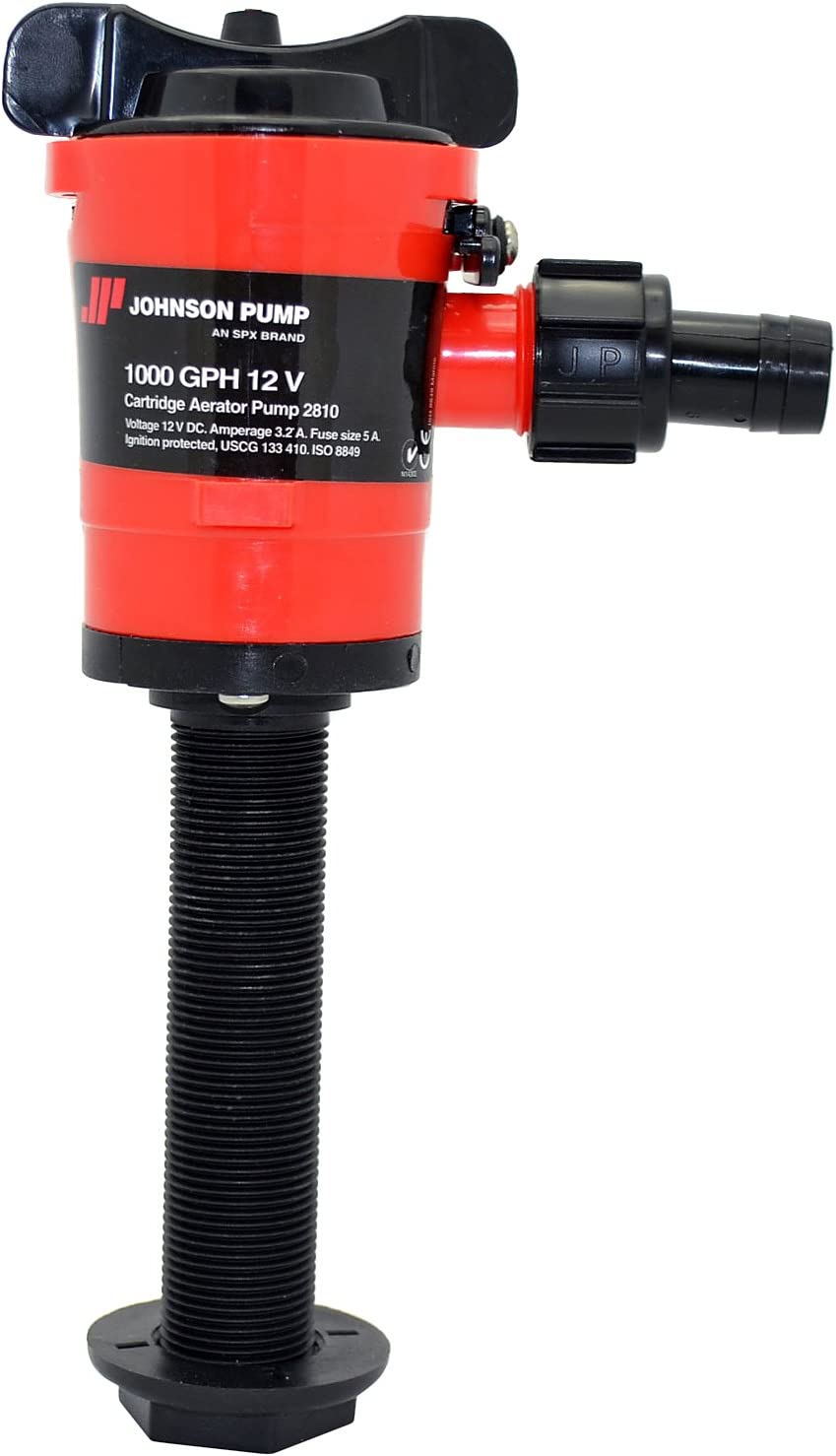 Johnson lowest price Pumps 1000 GPH Straight Dura Port Cartridge Ultra-Cheap Deals Aerator with