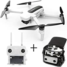 $389 » Teeggi H117S Zino GPS Drone with 1KM WiFi FPV UHD 4K Camera 3-Axis Gimbal Aerial Photography Brushless Foldable RC Quadcopter(with Drone Bag) (1Battery-1BAG)