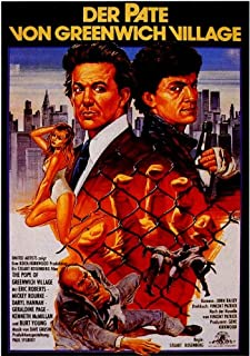 The Pope of Greenwich Village - Movie Poster - 11 x 17