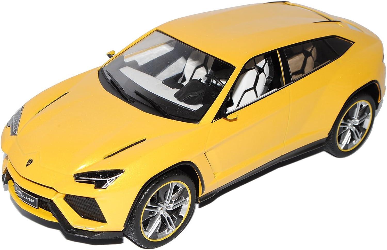 MODELCARGROUP Lamborghini Urus yellow 1 18 Modelcar Group Modell Auto Modell Auto