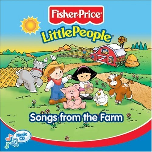Fisher Price: Little People: Songs from the Farm by Fisher Price Little People (2013-01-01)