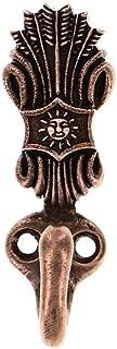 Vicenza Designs H5006 Sforza Arrows Hook, Antique Copper