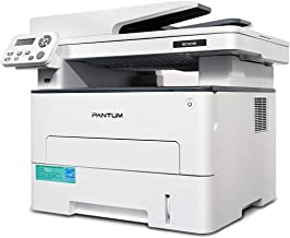 Pantum Multifunction (Print Copy Scan) Monochrome Laser Printer with Wireless Duplex Two-SidedPrinting, Networking & USB ...