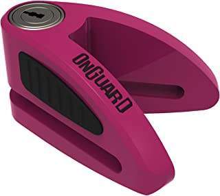 Onguard Boxer Disc Lock, Purple, 10mm