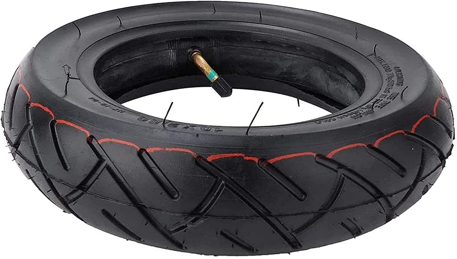 Scooter Inflatable Memphis Mall Tyre 10 Inch Tire Outer Inner Rubber Solid Popular popular
